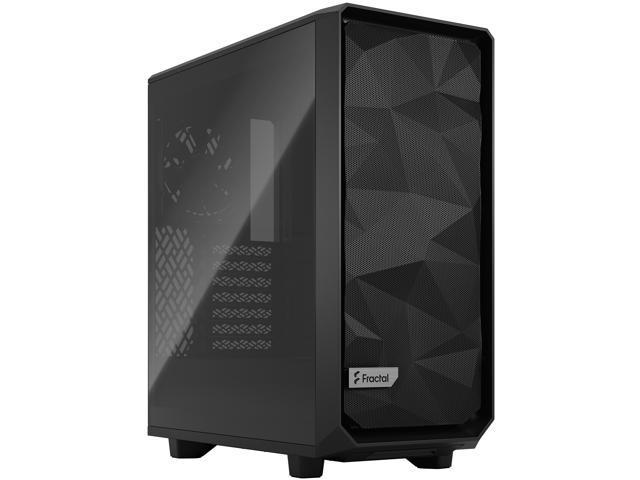 Meshify 2 Compact Black LTG