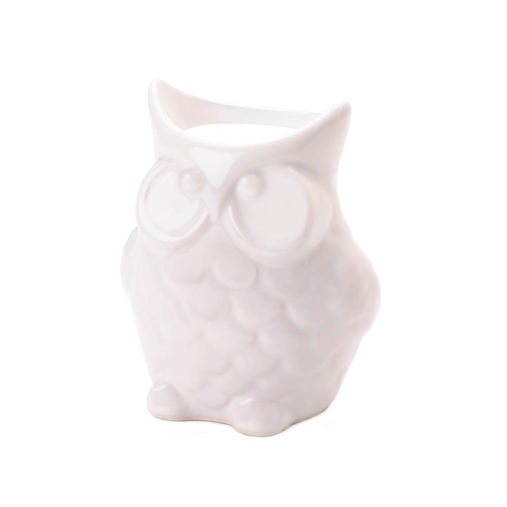 Friendly Owl Oil Warmer
