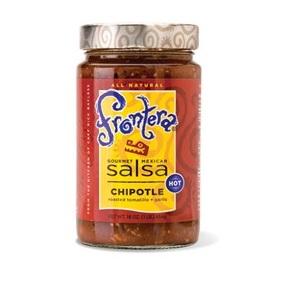 Frontera Hot Chipotle Salsa (6x16 Oz)