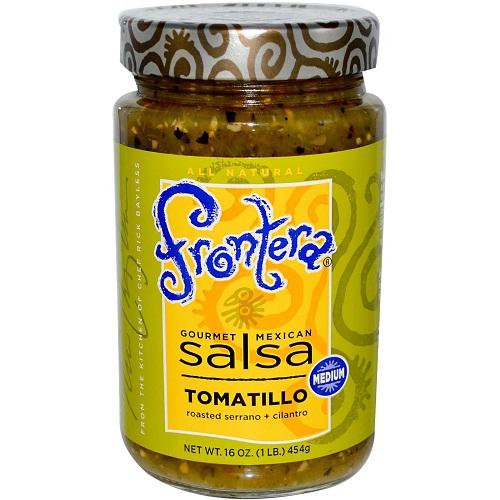 Frontera Medium Tomatillo Salsa (6x16 Oz)