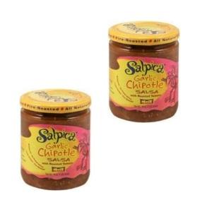 Salpica Salsa Red Chipotle Hot (6x16 Oz)