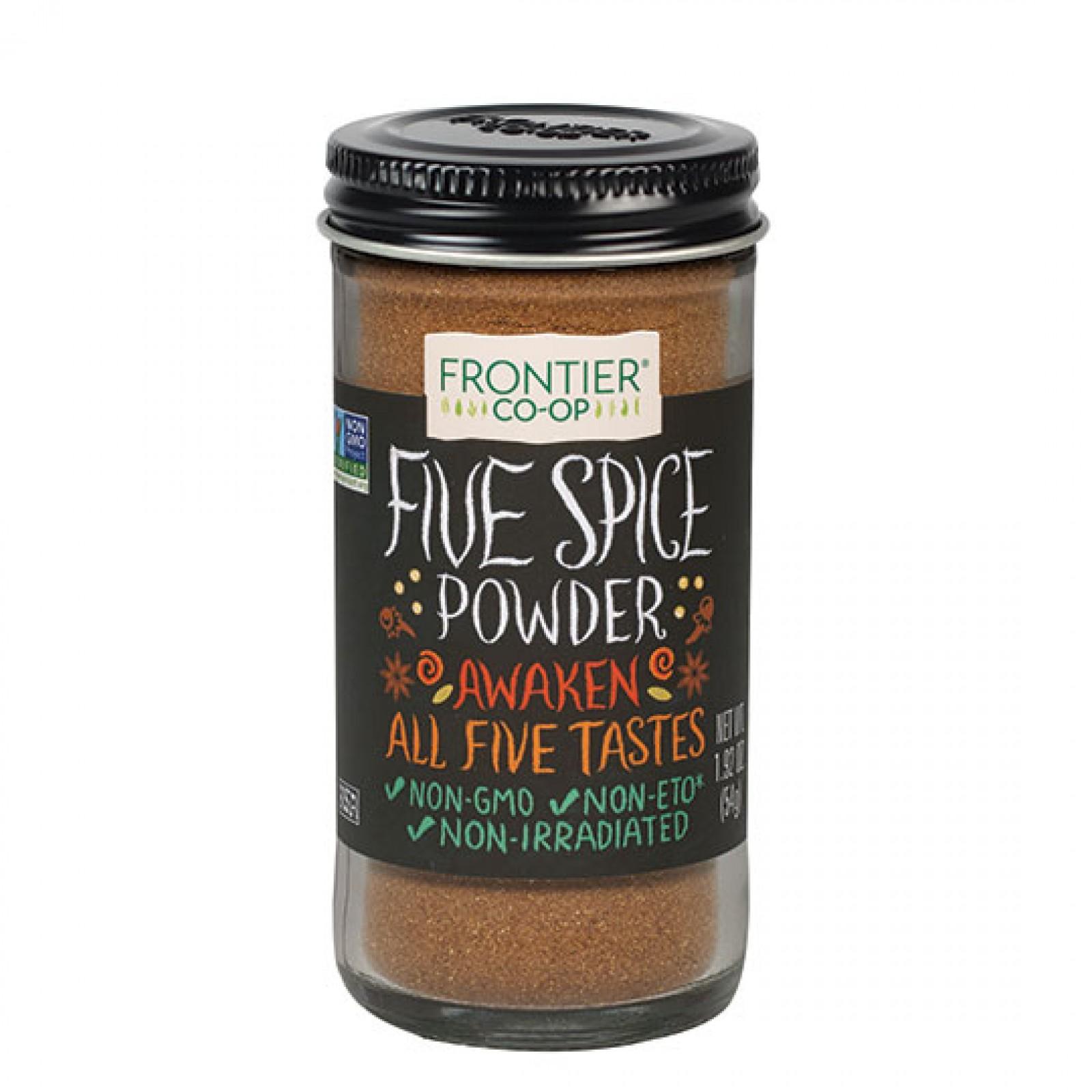 Frontier Herb Five Spice Powder (1x192 Oz)