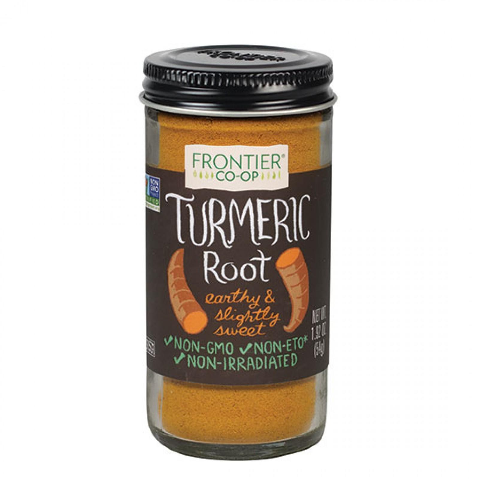 Frontier Herb Ground Turmeric Root (1x192 Oz)