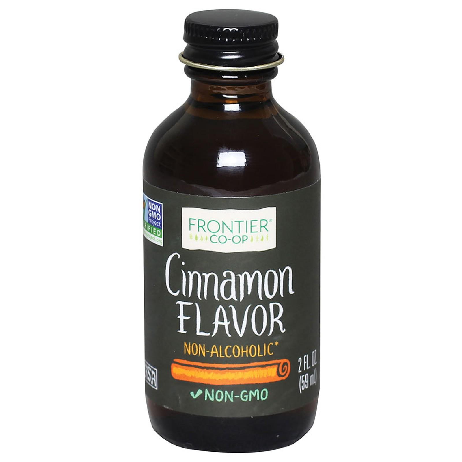 Frontier Herb Cinnamon Flavor A/F (1x2 Oz)