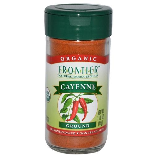 Frontier Herb Cayenne Ground (1x176 Oz)