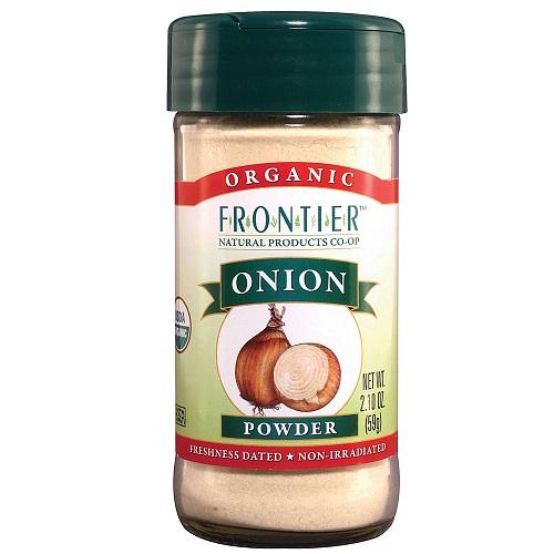 Frontier Herb White Onion Powder (1x210 Oz)