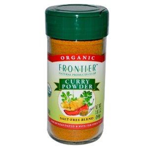 Frontier Herb Curry Powder (1x190 Oz)