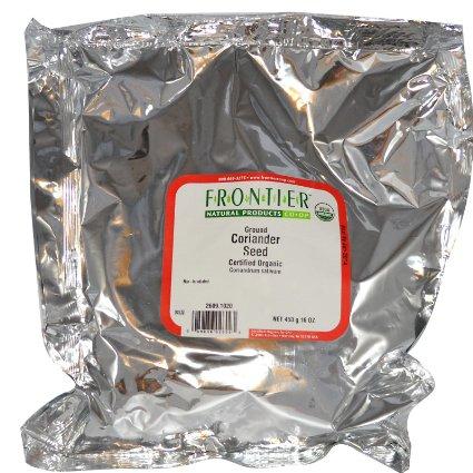 Frontier Herb Ground Coriander Seed (1x1lb)