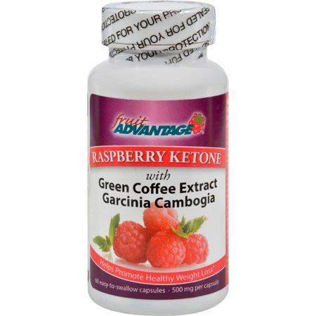 Fruit Advantage Weight Management Raspberry Keytone (60 Capsules)