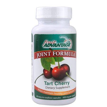 Fruit Advantage Joint Formula Tart Cherry (60 Veg Caps)