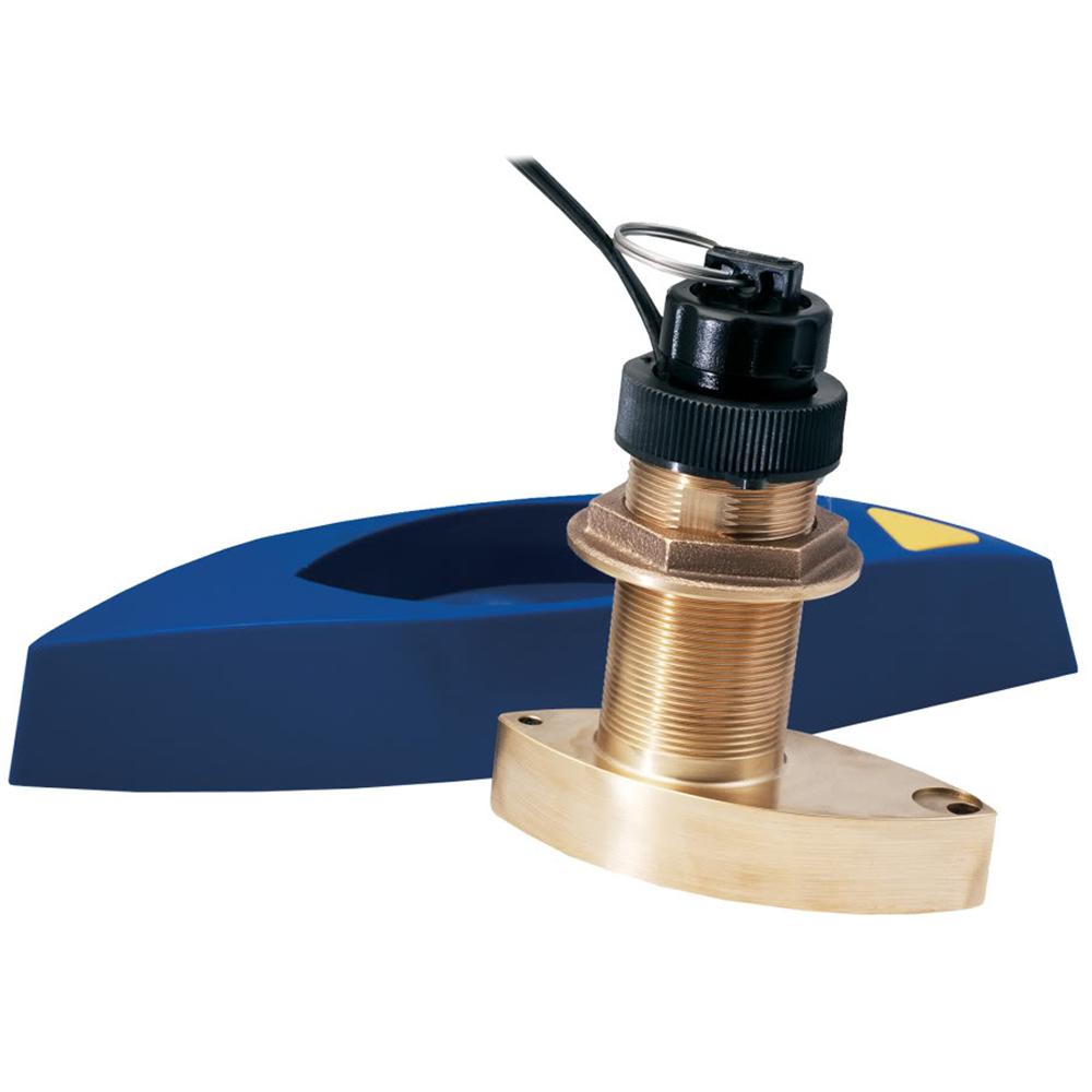 Furuno 525STID-MSD Bronze Thru-Hull Multisensor w/ High-Speed Fairing Block, 600w (10-Pin)