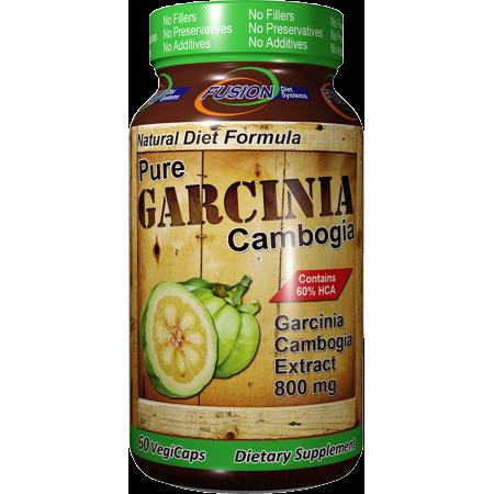 Fusion Diet Systems Pure Garcinia Cambogia (60 Veg Capsules)