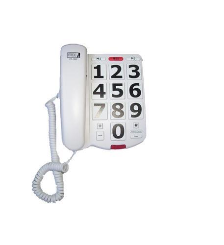 Big Button Phone 40dB Handset Volume