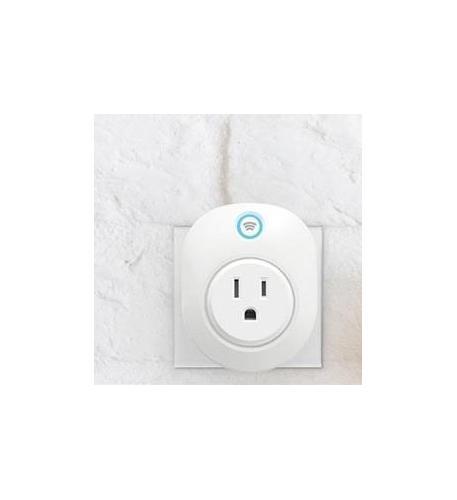 WiFi Socket with Alarm Internal Buzzer