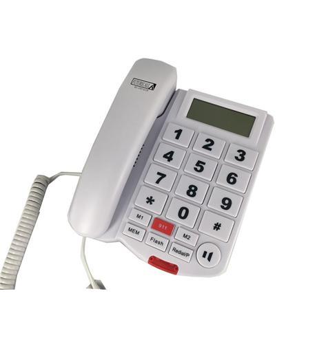 Big Button Caller ID Phone