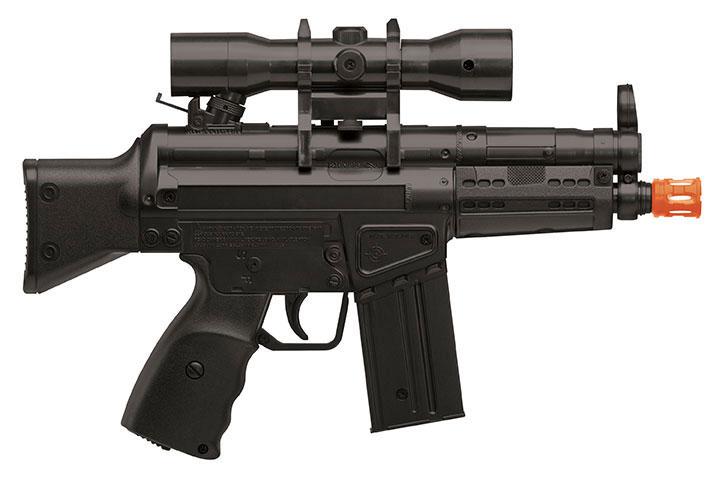 Game Face M74 (black)Dual Power Mini AEG Rifle