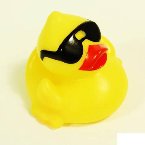 Rubber Duck, Cool Duck w/Sunglasses