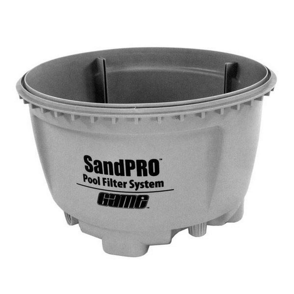 Filter Tank - #4510  Small Tank, Sandpro Filter