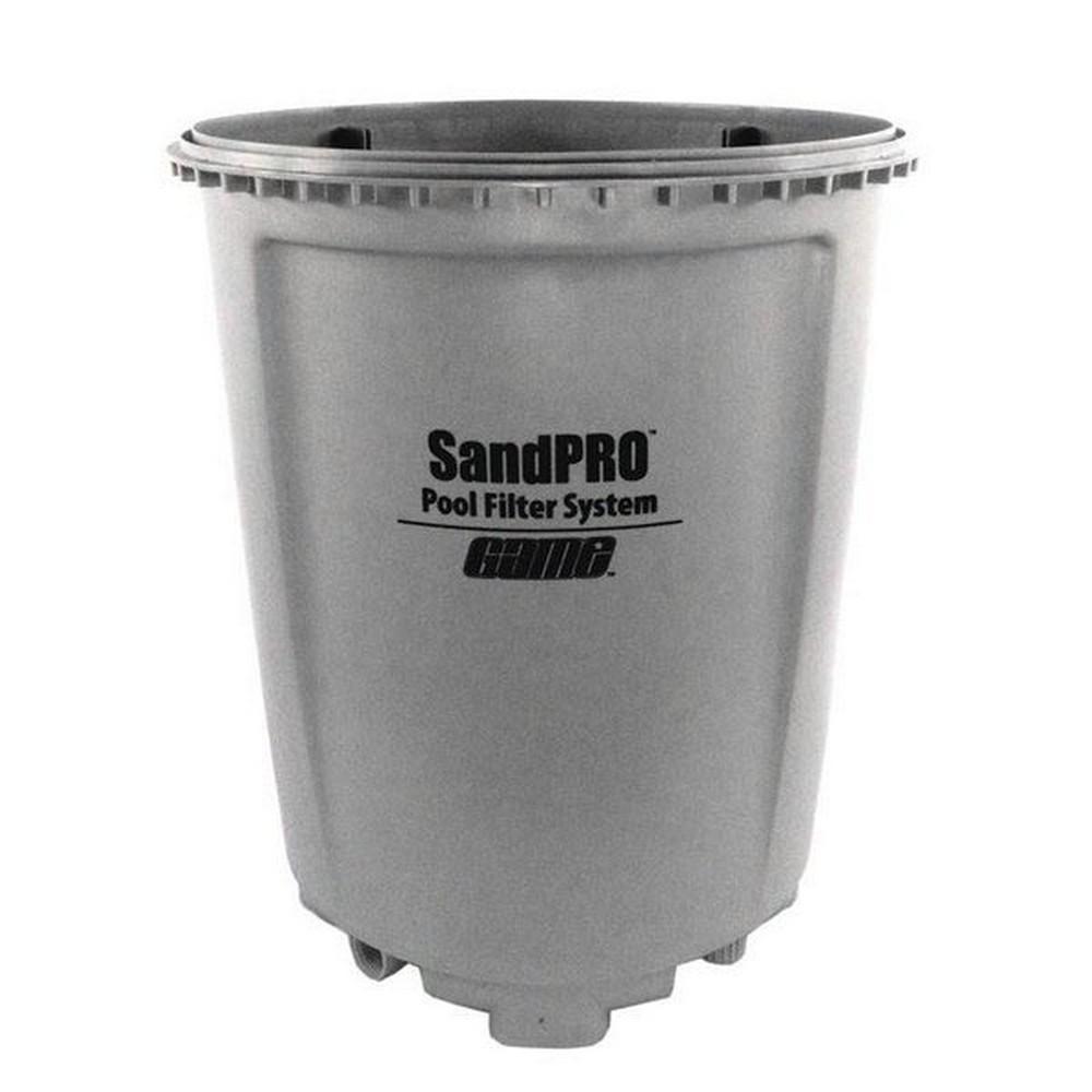 Filter Tank - #4511 - Large Tank, Sandpro Filter