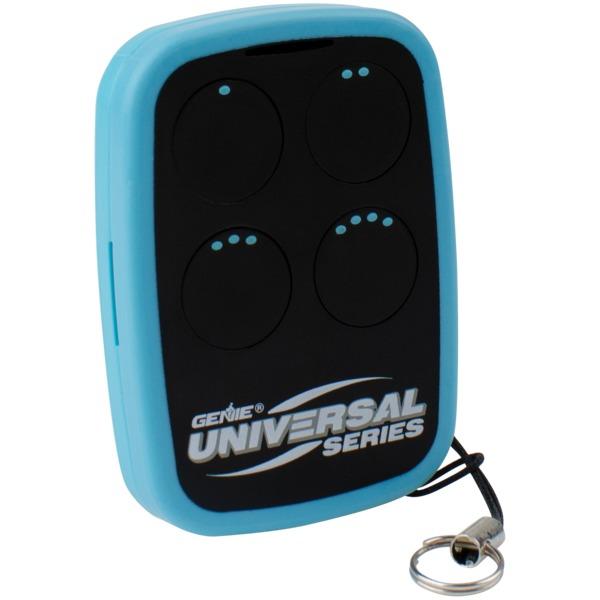 Genie 40658R Universal 4-Button Garage Door Opener Remote