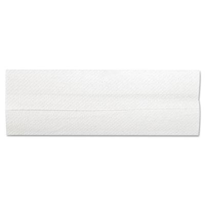 "C-Fold Towels, 10.13"" x 11"", White, 200/Pack, 12 Packs/Carton"