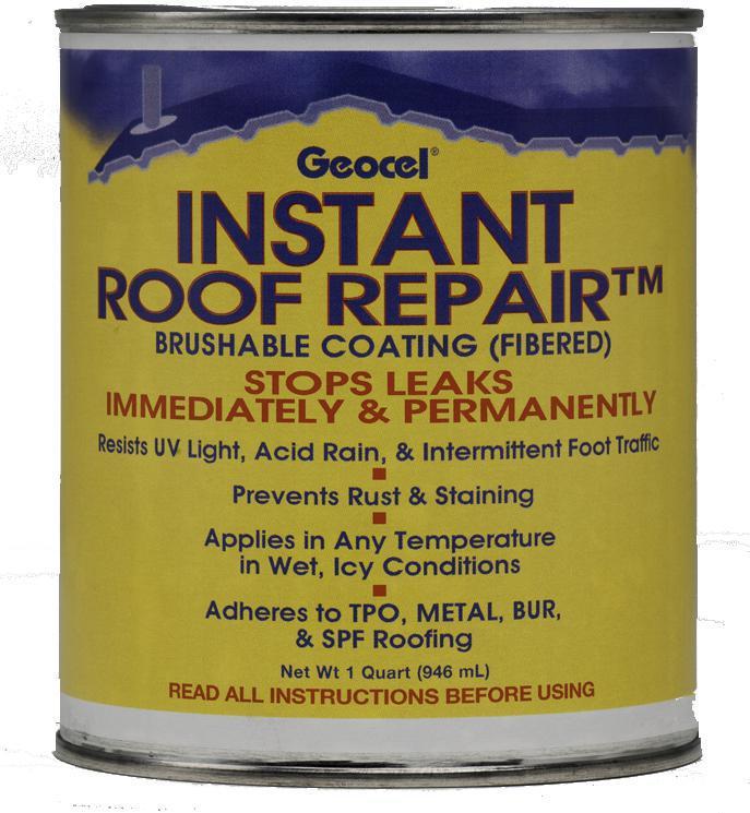 25200 Quart Clear Roof Repair