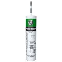 GE GE14225 Mortar Patch Acrylic Caulk, 10.1 oz, Cartridge, Gray, Solid
