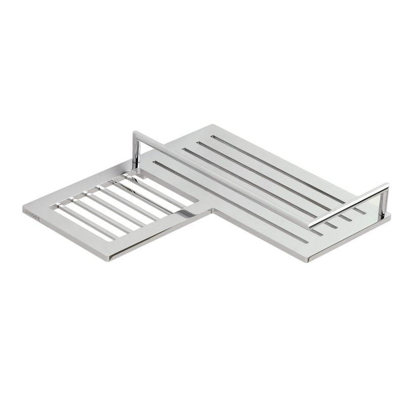 Surface Shower Shelf Cornrcombo LEF