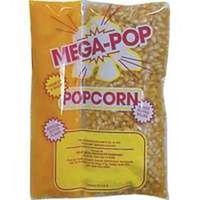 Gold Medal Mega Pop Corn/Oil/Salt Kettle Kit, 6 oz Pack, Yellow