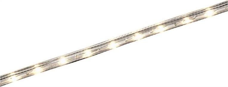 FlexoLight G9548-CLR-I Flexible Rope Light, 48 ft, Clear, 0.05 W