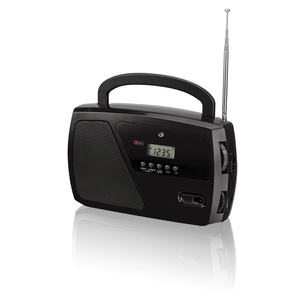 GPX PORTABLE AM/FM/SW RADIO