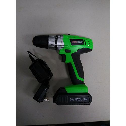 20V Max.Li-ion 3/8 Inch Drive Cordless Drill