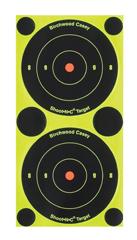 """Birchwood Casey Shoot 3"""" Bull's-eye Target - 240 targets"""