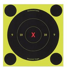 "Birchwood Casey ShootNC 6"" Bull's-Eye (60 Targets - 720 Pasters)"
