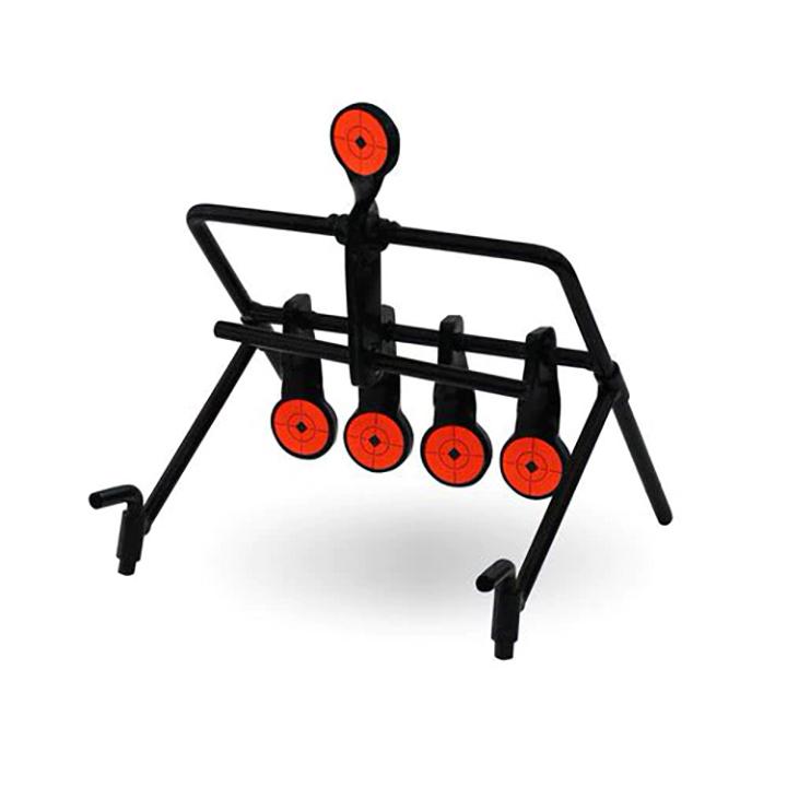 Birchwood Casey World of Targets Gallery .22 Rimfire Expert Resetting Target
