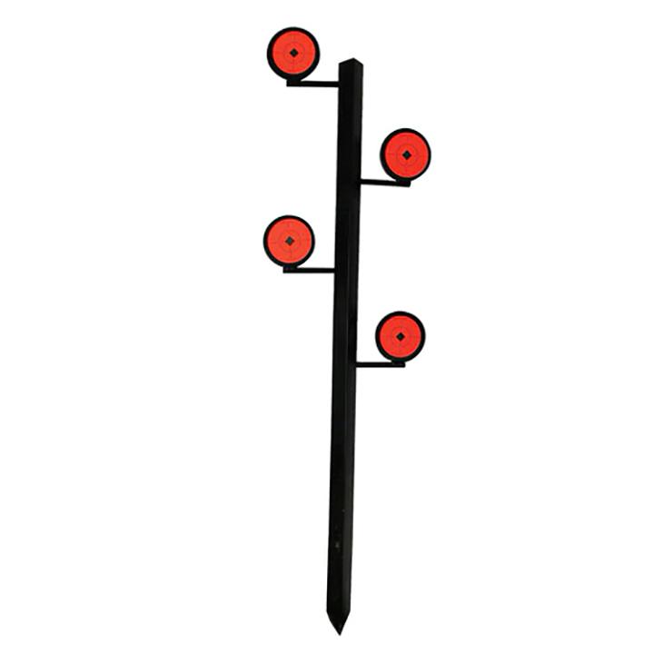 Birchwood Casey World of Targets .22 Rimfire Dueling Tree Post Target