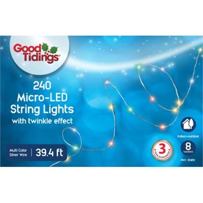 GT 39.2'L Micro 240 LED Mlti C
