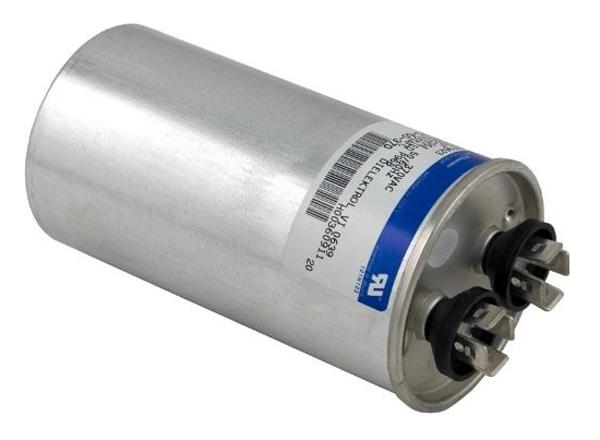 Capacitor, Motor Run, 370V, 50 MFD