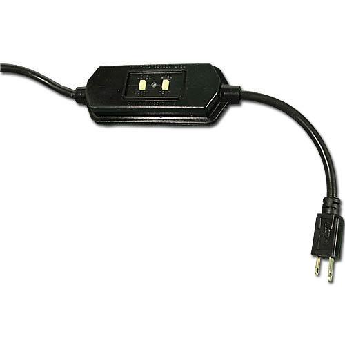 GFCI, Leviton, Cord Connected, 115V, 13 Amp w/16' 16/3 Cord