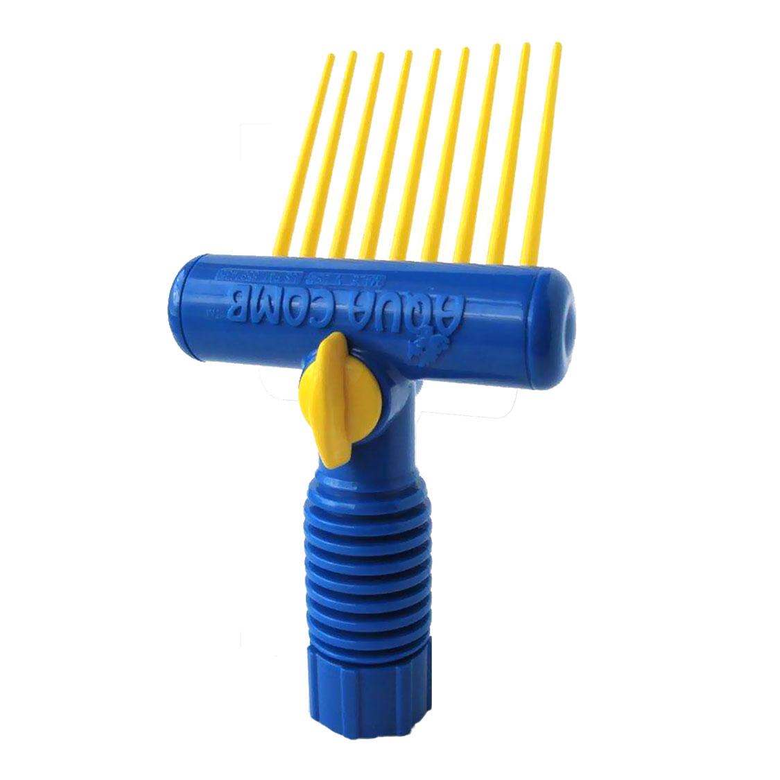 Cartridge Cleaner, Pool Aqua Comb, Blue, Pool Filter