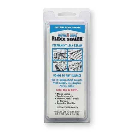 KOOL SEAL STORM PATCH FLEXX SEALER 2 X 3 PACKAGE