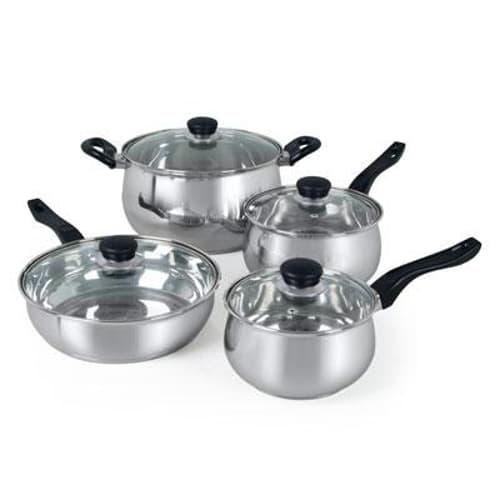 OS Rametto 8 Piece Cookware Set