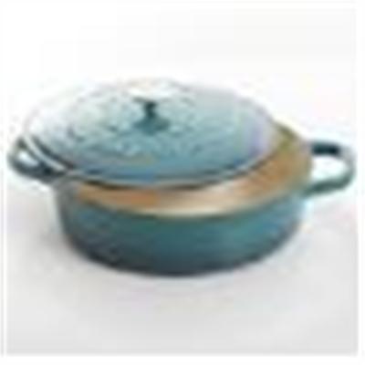 Crock Pot Brasier Pan 5Qt Teal