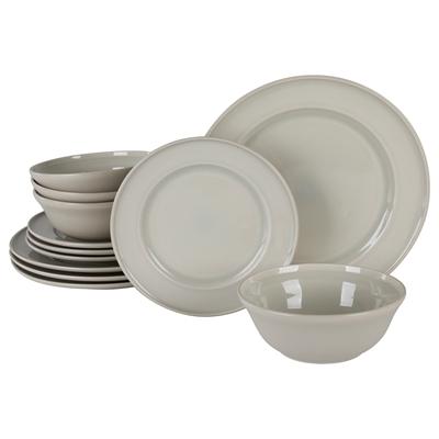 Martha Stewart 12pc Porcelain