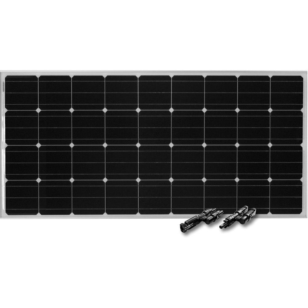 OVERLANDER-E: 190 WATT/9.3 AMP SOLAR EXPANSION KIT