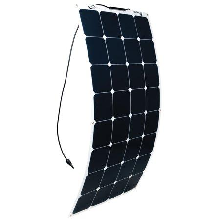 GP-FLEX-100: 100 WATT FLEXIBLE SOLAR KIT WITH 30 AMP CONTROLLER