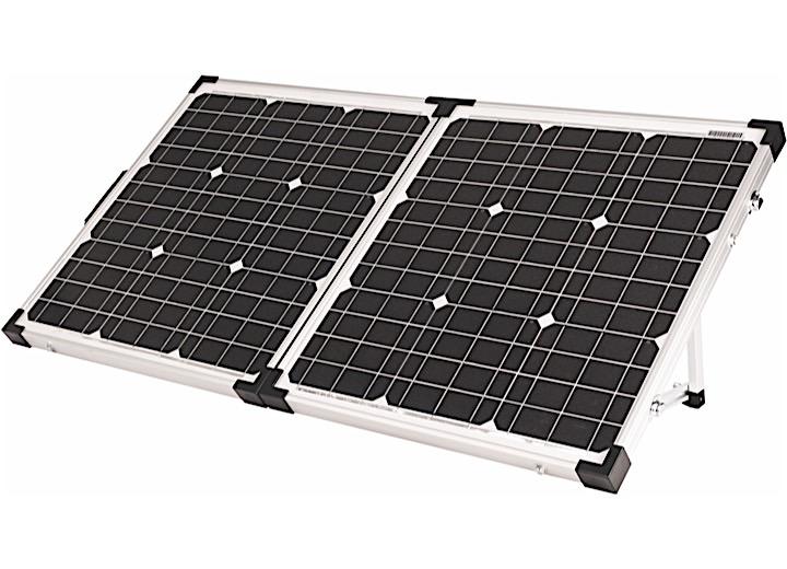 GP-PSK-90: 90W/4.7A PORTABLE SOLAR KIT W/10A CONTROLLER