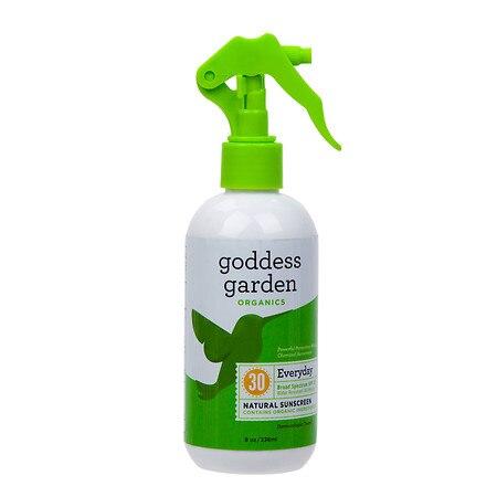 Goddess Garden Organic Sunscreen Natural SPF 30 Trigger Spray (1x8 Oz)