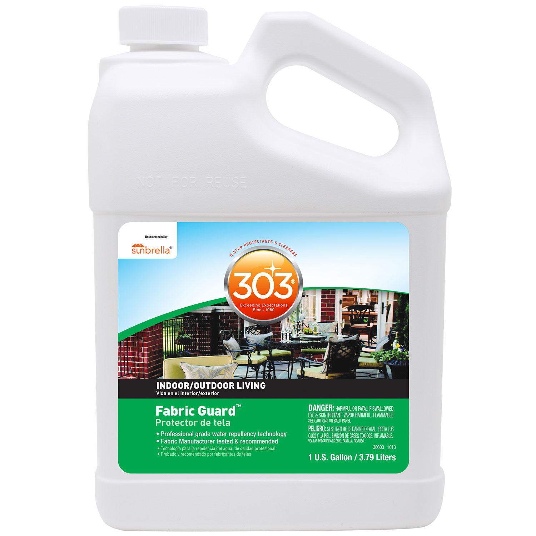 Water Repelant, 303, Fabric Guard, 1 Gallon Refill Bottle