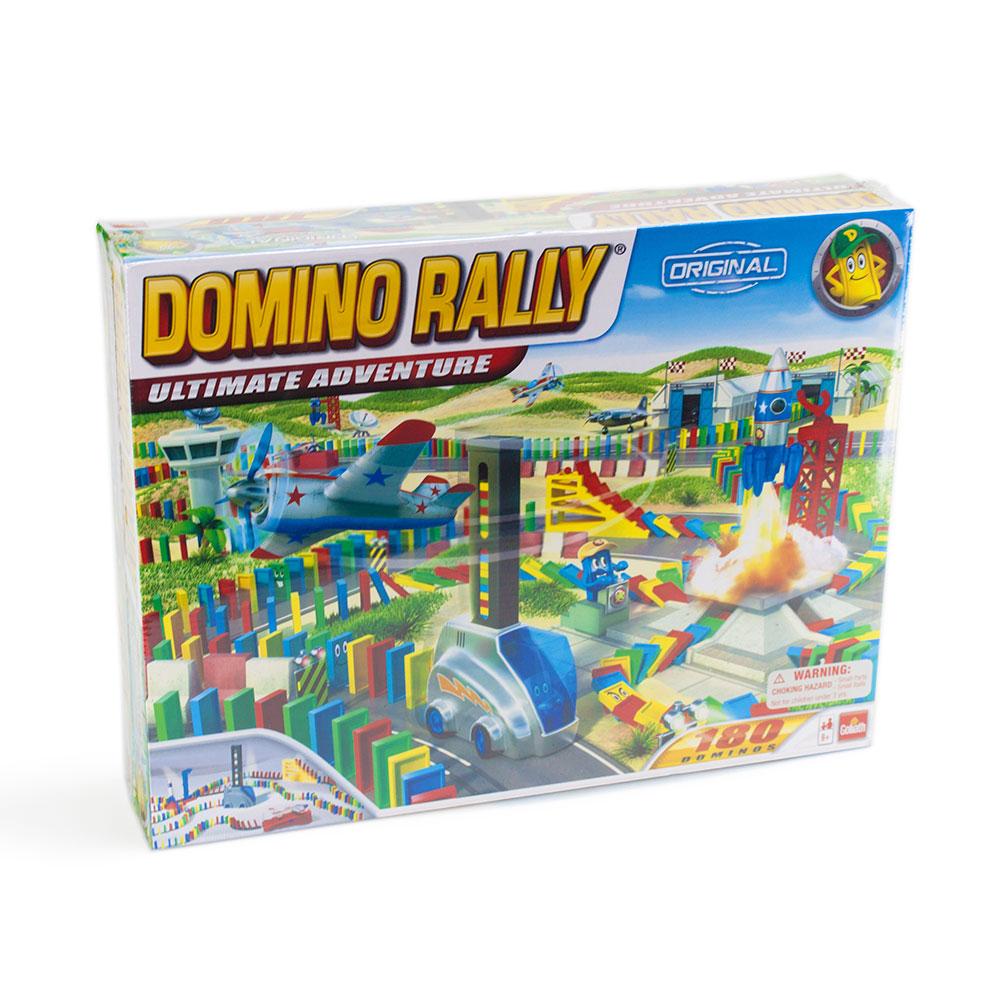 Domino Rally Ultimate Adventure Set